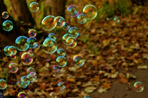 Bubble fun colors game flight light background round 1354872